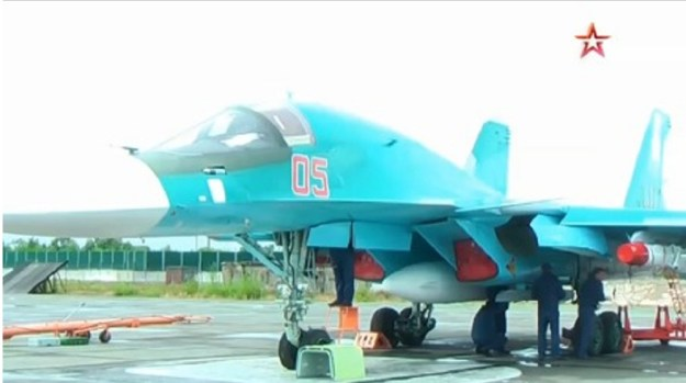 Russia releases video showing Kh-35U anti-ship missiles