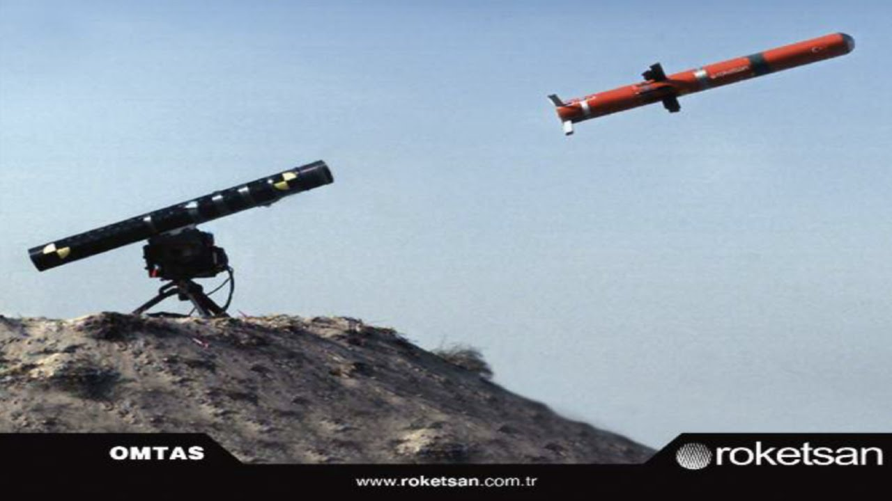 OMTAS Anti-tank Guided Missile (ATGM)