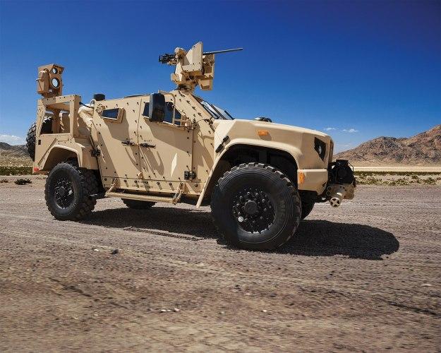 Oshkosh Joint Light Tactical Vehicle (JLTV)