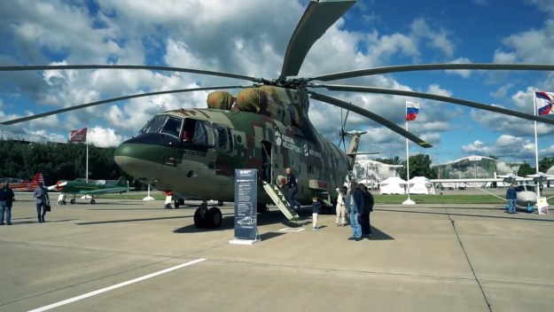 Russian Helicopter Mi-17V-5