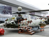 Russian Helicopter Mi-28NE Night Hunter