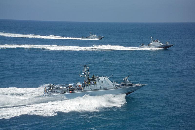 Shaldag-class Fast Patrol Boat