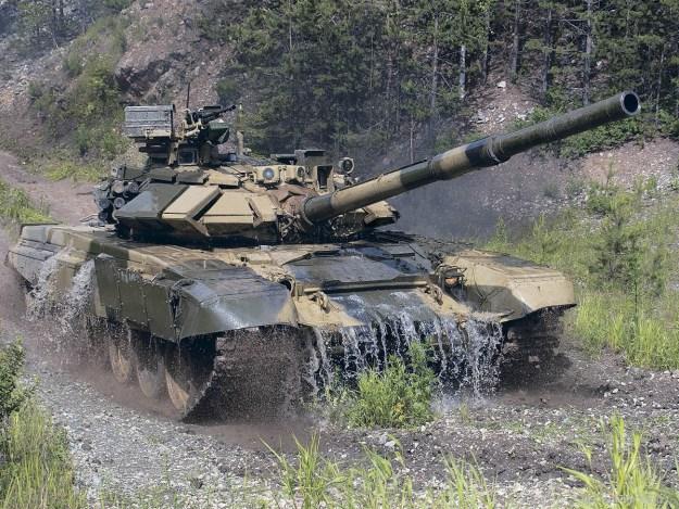 T-90SK Main Battle Tank (MBT)