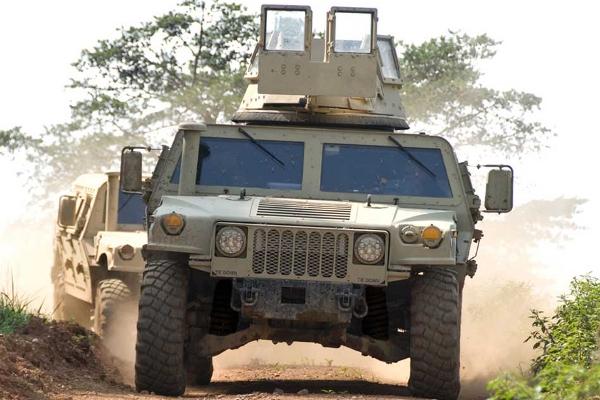 Textron Survivable Combat Tactical Vehicle System (SCTV)