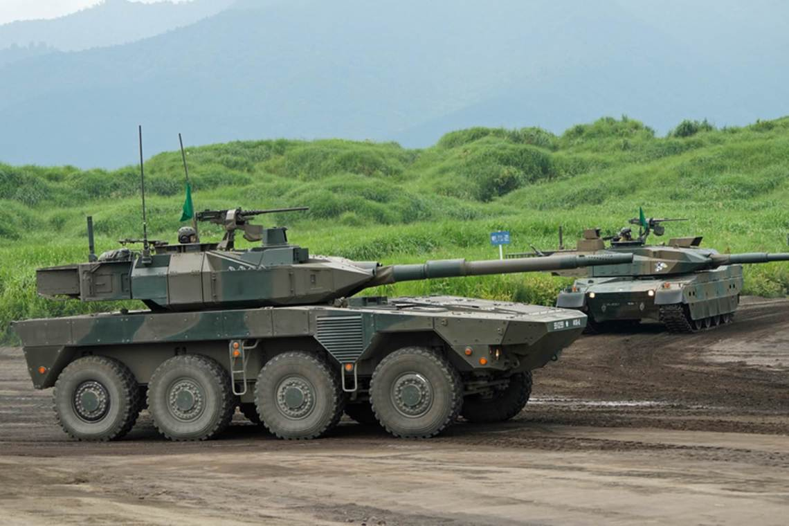 Type 16 Maneuver Combat Vehicle (MCV)