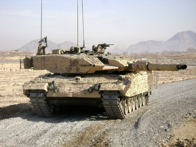 Canadian Army Leopard 2A4M CAN