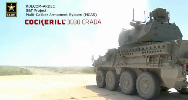 CMI Defence Cockerill 3030 CRADA