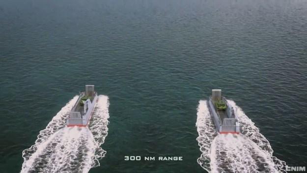 CNIM LCA Landing Craft Assault