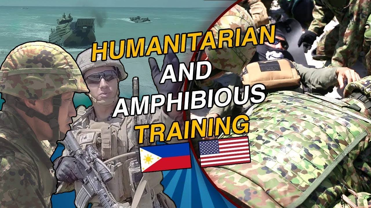 Kamandag Joint Exercises