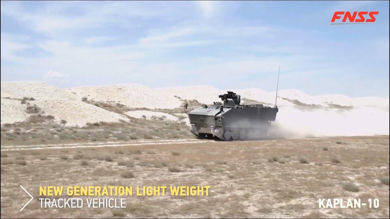 Kaplan 10 - ATV