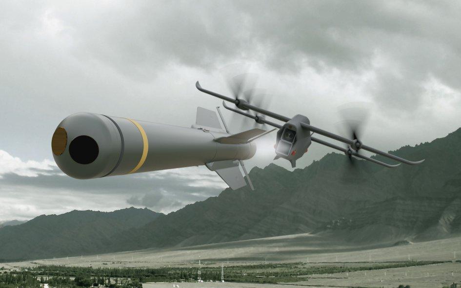 MBDA Spectre CUAV Concept