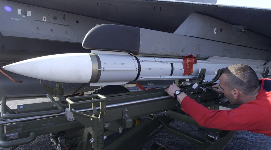 MICA Air-to-Air Missile