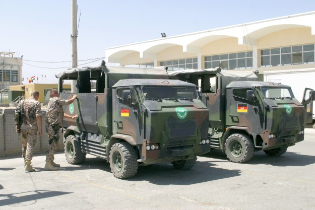 MUNGO Group vehicle