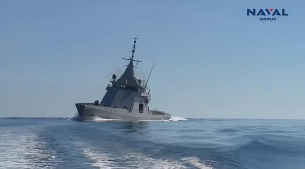 Naval Group Gowind-class corvette