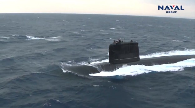 Naval Group Scorpène class submarine