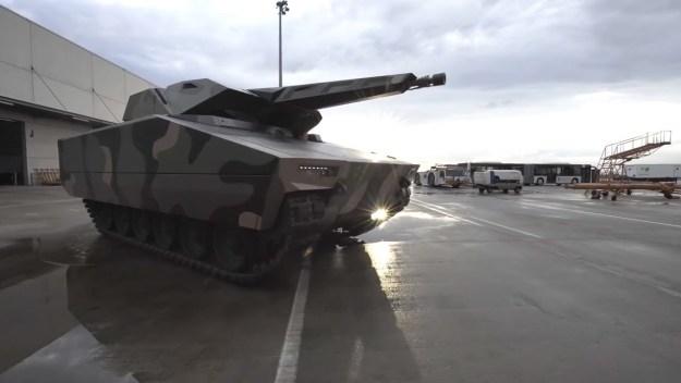 Raytheon Rheinmetall Lynx Infantry Fighting Vehicle