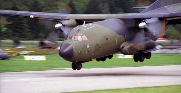 Transall C-160 Military Transport Aircraft