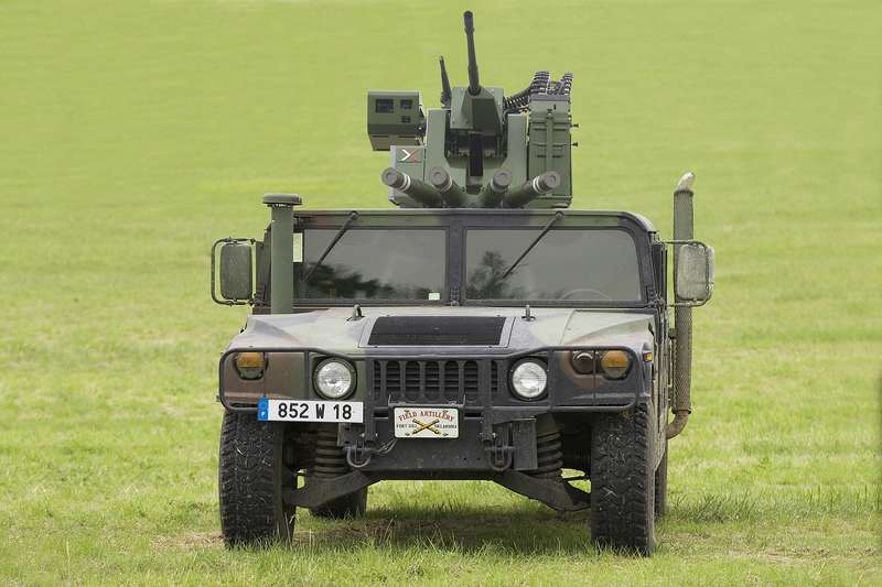 ARX 20 Land Remote Controlled Weapon Station