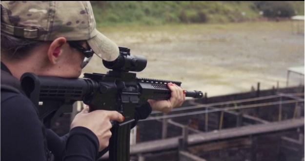 Forjas Taurus - Taurus T4 Rifle