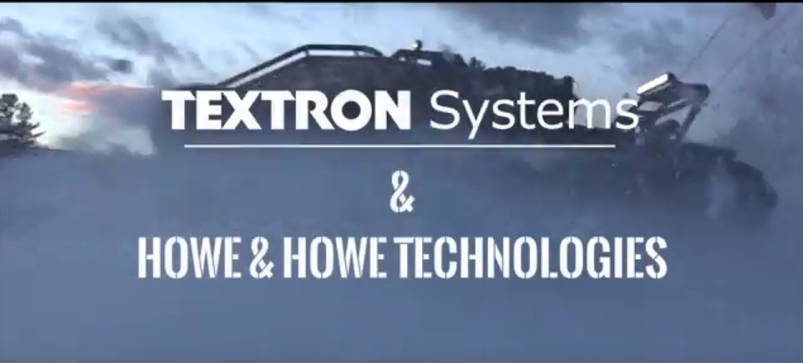 Textron Systems Plans to Acquire Howe & Howe Technologies