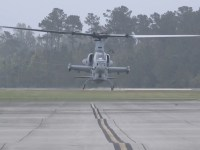 Marine Light Attack Helicopter Squadron 167 Receives Bell AH-1Z Vipers