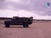 NTGS Alakran Mortar Carrier System