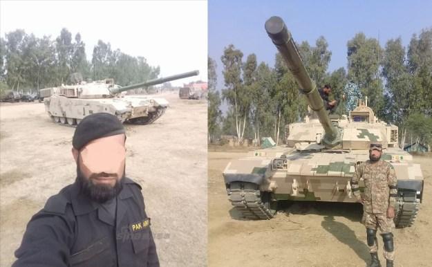 Pakistan considers buying Chinese VT4 main battle tank