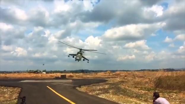 Russian Army Aviation