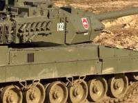 Spanish Army Leopard 2E