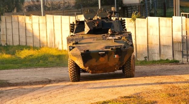 VBM Freccia Armoured Infantry Fighting Vehicle