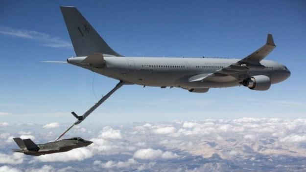 Airbus and Lockheed Martin sign memorandum of agreement on aerial refueling