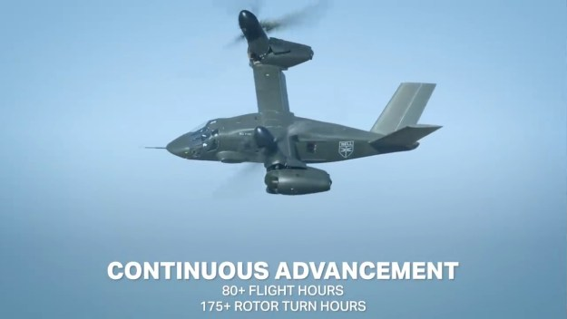 Bell V-280 Valor - First Year of Flight
