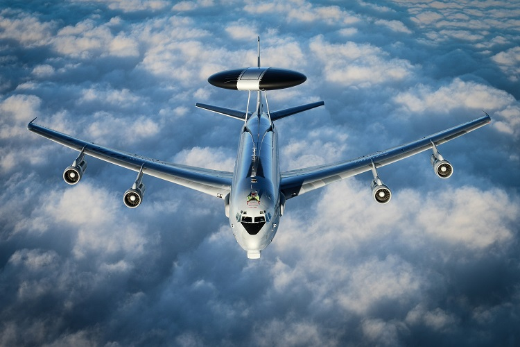 Boeing Completes NATO Airborne Warning and Control System (AWACS) Upgrades