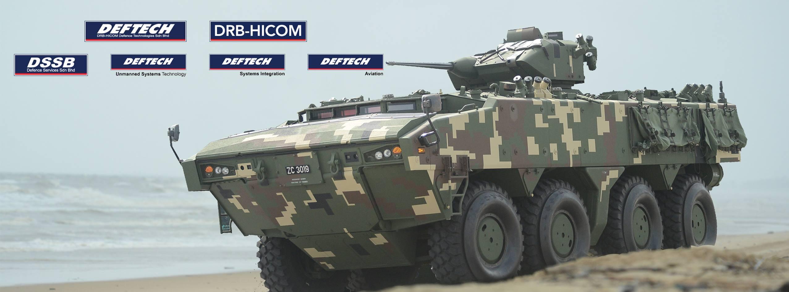 DEFTECH - DRB-HICOM Defence Technologies Sdn. Bhd
