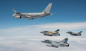 France Air Force Airbus A330 MRTT Multi-Role Tanker