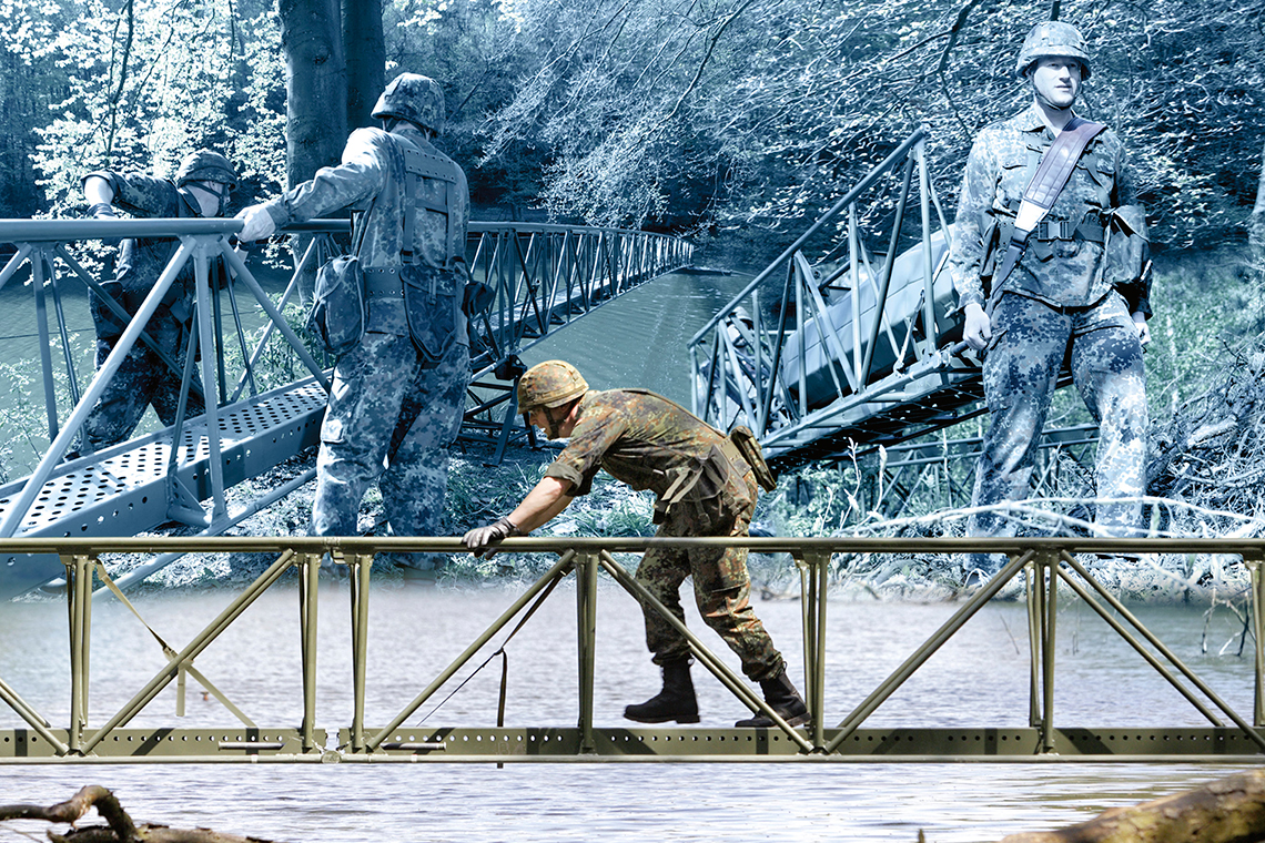 IAB - Infantry Assault Bridge