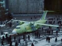 Ilyushin Il-112V Light Military Transport