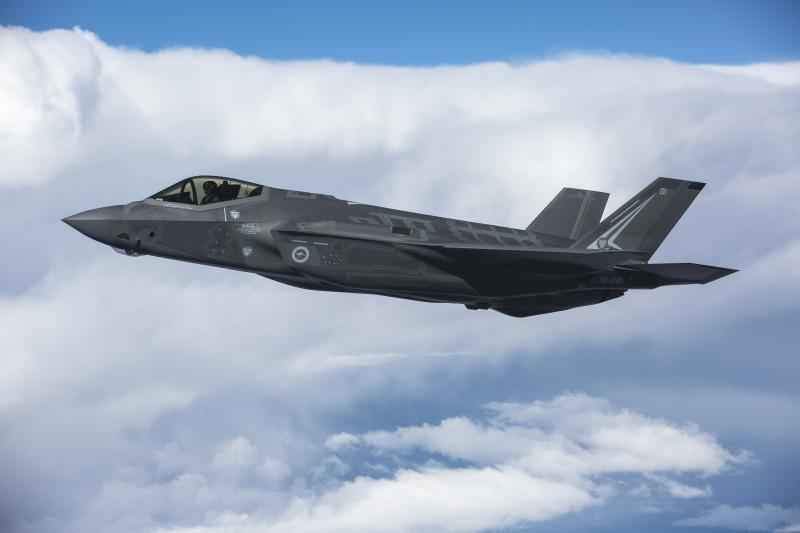 RAAF F-35A Joint Strike Fighter