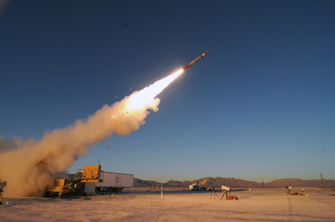 Lockheed Martin Receives $1.8 Billion Contract for Patriot Advanced Capability-3 (PAC-3)