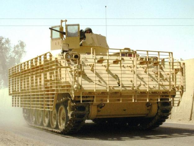 M113A4 ICV