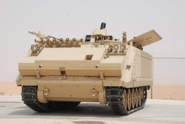 M113A4 120mm Armored Mortar Vehicle