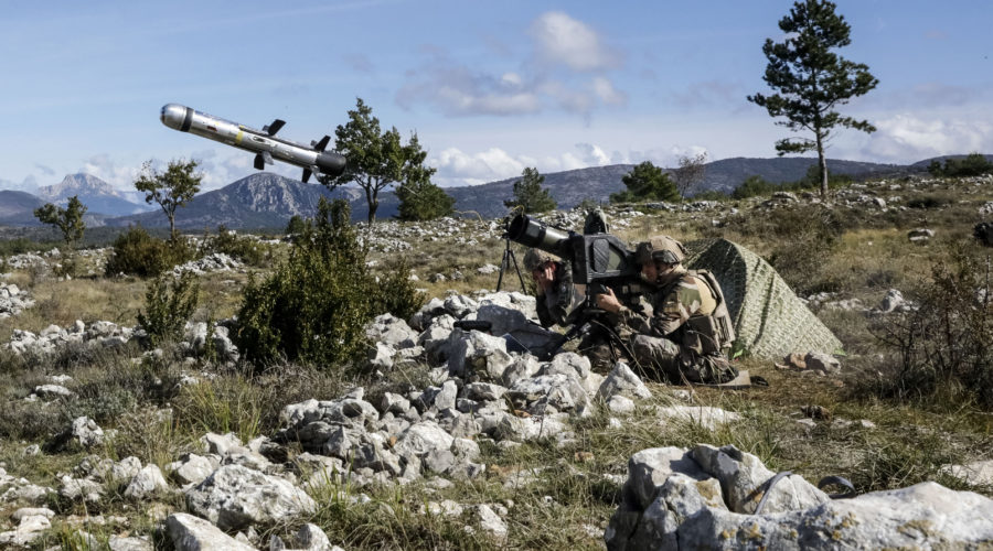 MMP Anti-Tank Guided Missile Endorsed by EU Defence Ministers