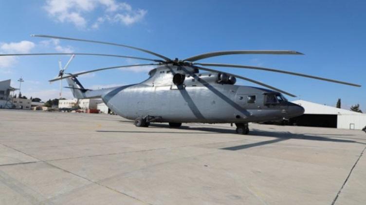 Royal Jordanian Air Force Mil Mi-26T