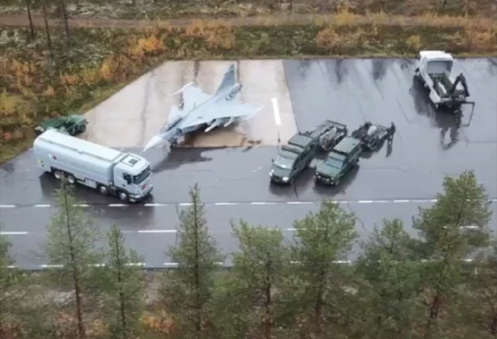 Saab Deployable Aircraft Maintenance