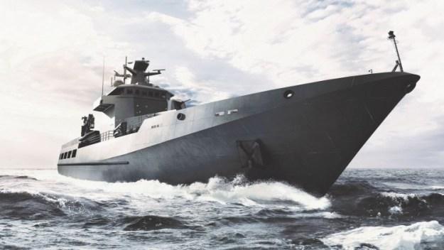 Royal Australian Navy Arafura class