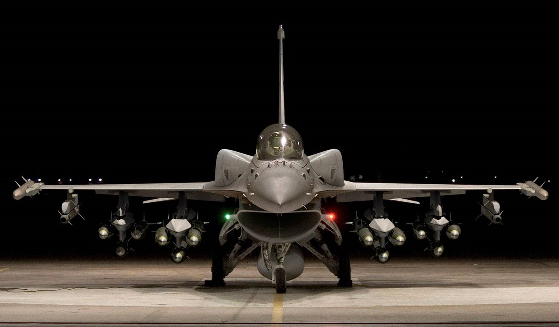 Lockheed Martin F-16V Fighting Falcon