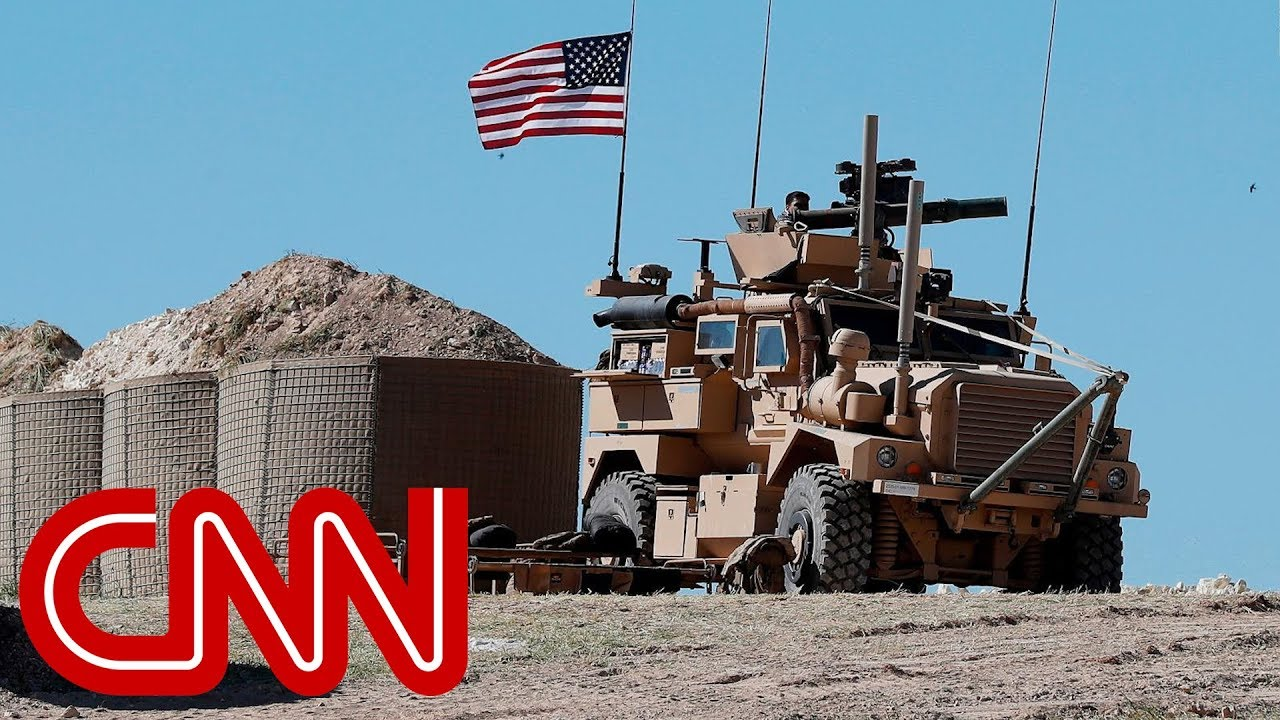 US preparing for 'full' withdrawal from Syria
