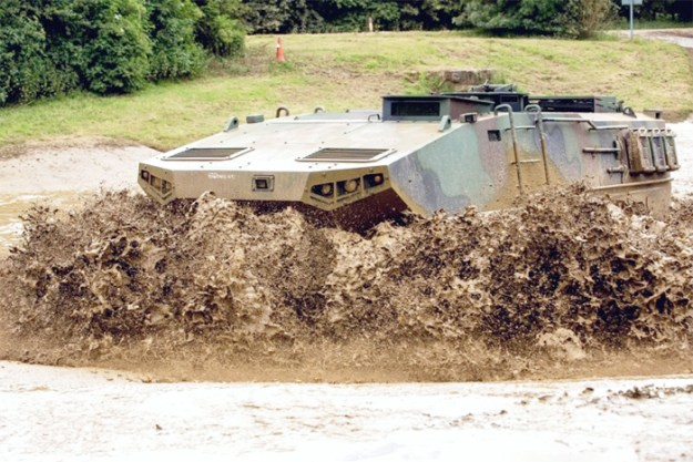 Varan 6x6 Amphibious Armored Vehicle