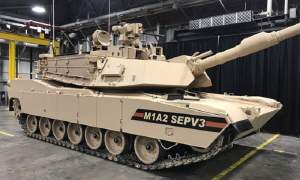 M1A2 System Enhancement Package Version 3 (SEPv3)