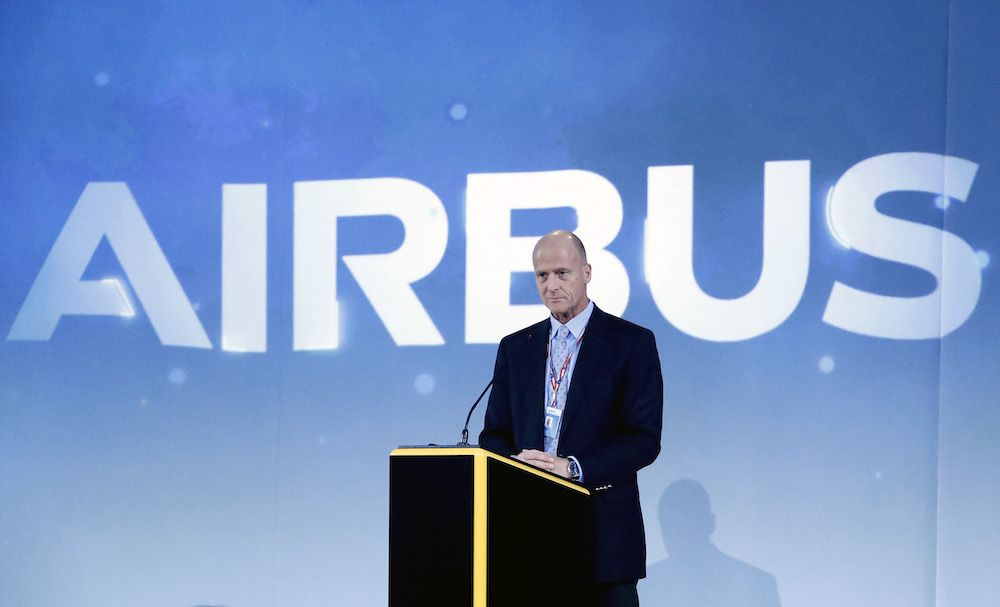 Airbus threat to quit U.K. if Brexit goes badly